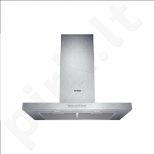 Siemens LC67BC532 Chimney hood, 60cm, 690 kub.m ( DIN/EN 65191), 3 Speeds+1intensive, 2x6W halogens, Inox