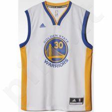 Marškinėliai krepšiniui Adidas Replica Golden State Warriors Stephen Curry M A21107