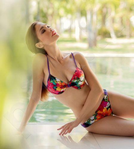 Maudymosi bikinis moterims GINO LAPIS 23664 01 40B