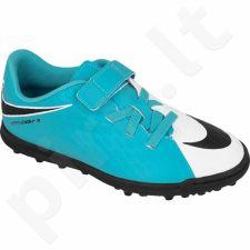 Futbolo bateliai  Nike HypervenomX Phade III (V) TF Jr 852590-104