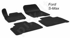 Kilimėliai Ford S-MAX 2015->