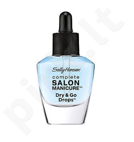 Sally Hansen Salon Manicure Dry & Go Drops, kosmetika moterims, 11ml