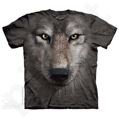 """""""The Mountain"""" 3D marškinėliai """"Vilkas"""""""