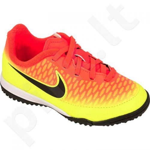 Futbolo bateliai  Nike Magista Onda TF Jr 651657-807