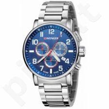 Vyriškas laikrodis WENGER ATTITUDE CHRONO  01.0343.106