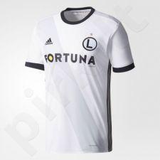 Varžybiniai marškinėliai adidas Replika Legia Warszawa M CI7548