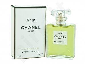 Chanel No. 19, kvapusis vanduo (EDP) moterims, 50 ml