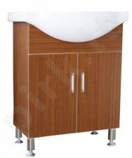 Vonios kambario spintelė su praustuvu M034