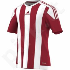 Marškinėliai futbolui Adidas Striped 15 M S16137