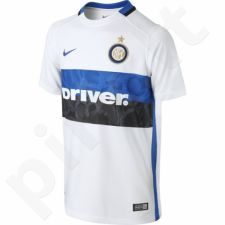 Marškinėliai futbolui Nike Inter Milan Away Stadium Junior 659048-106