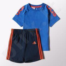 Vaikiškas komplektas Adidas Linear Summer Set Kids S21456