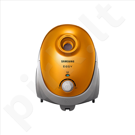 Samsung VCC 52E0V3O Vacuum cleaner, Dust bag capacity 2.5L, Yellow