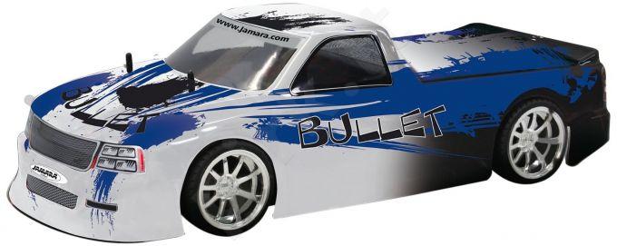Radio bangomis valdomas Jamara Germany Bullet 1:10 Racing Pickup