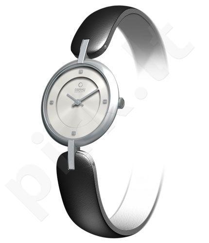 Moteriškas laikrodis OBAKU OB V106LCWRB