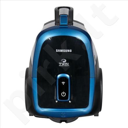 Samsung VCC 47E1H33/XEO Bagless vacuum cleaner, HEPA H 13, Dust capacity 2L, 1500W