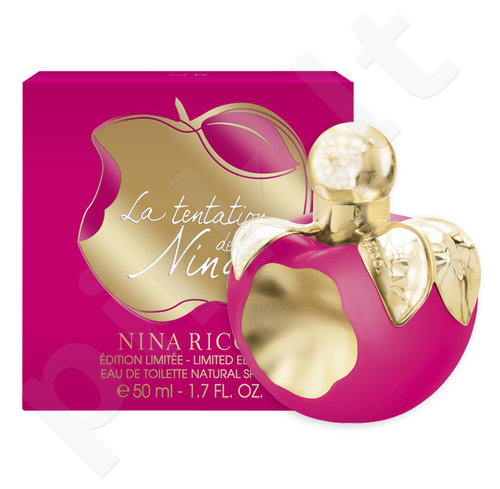 Nina Ricci La Tentation de Nina, EDT moterims, 50ml, (testeris)