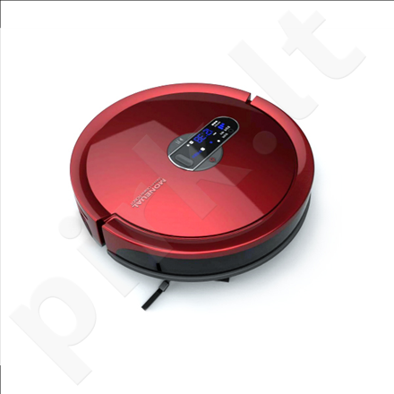 Moneual MR7700 Robot Vacuum Cleaner Red