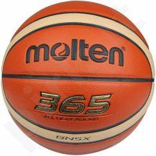 Krepšinio kamuolys 5 Molten 365 GN5X
