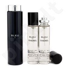 Chanel Bleu de Chanel, tualetinis vanduo (EDT) vyrams, 3x20 ml