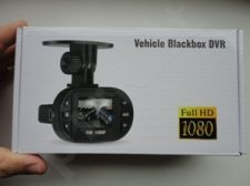 Videoregistratorius 1080P FULL HD mini 32GB su G sensoriumi