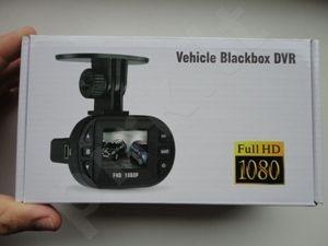 Videoregistratorius 1080P FULL HD mini 32GB su G sensoriumi