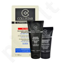 Collistar Men losjonas po skutimosi Repair Balm With Aloe Vera gelis, kosmetika vyrams, 100ml