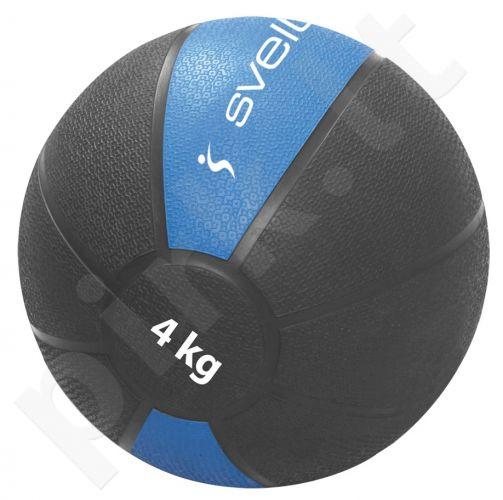 Medicininis kamuolys MEDICINE BALL 4kg