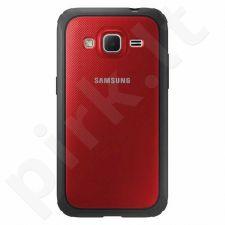 Samsung Galaxy Core Prime Protective dėklas raudonas