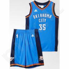 Komplektas krepšininkui Adidas Oklahoma City Thunder Kevin Durant Junior AC0550