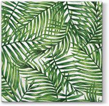 Servetėlės tropicl lapai