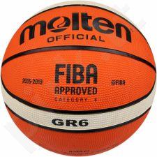 Krepšinio kamuolys 6 Molten GR6