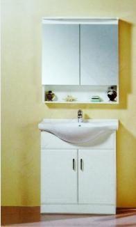 Vonios kambario spintelė su praustuvu M011