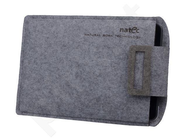 Planšetės dėklas Natec NATEC SHEEP 10' Pilkai kava