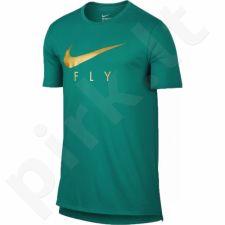Marškinėliai Nike Fly Droptail Tee M 806879-351