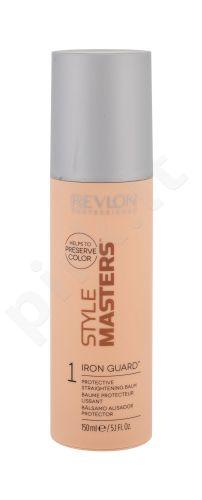 Revlon Professional Style Masters Smooth, Iron Guard, karštam plaukų formavimui moterims, 150ml