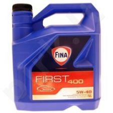 FINA FIRST 400 5W-40 5L