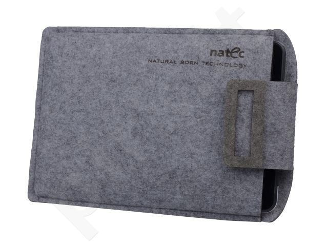 Planšetės dėklas Natec NATEC SHEEP 7' Pilkai kava