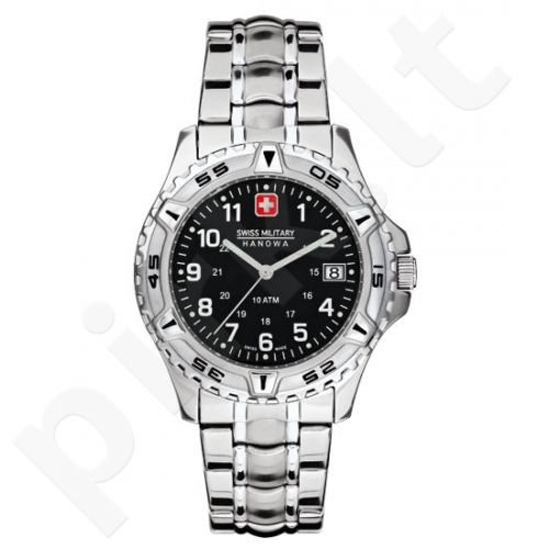 Vyriškas laikrodis Swiss Military 06.5053.04.007