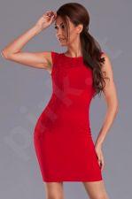 Emamoda suknelė - raudona 9413-1