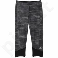 Sportinės kelnės Adidas 3/4 Techfit Printed Heather W AI2953