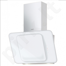 Cata ADARI 60 White Glass Wall hood