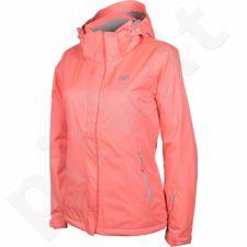 Striukė slidinėjimui 4f W T4Z16-KUDN003 rožinės spalvos