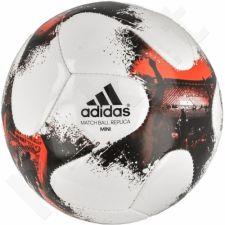 Futbolo kamuolys Adidas European Qualifiers Mini AO4838