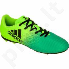 Futbolo bateliai Adidas  X 16.4 FxG Jr BB5943