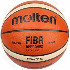 Krepšinio kamuolys Molten GMX7