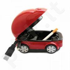 USB automobilis - pelenine