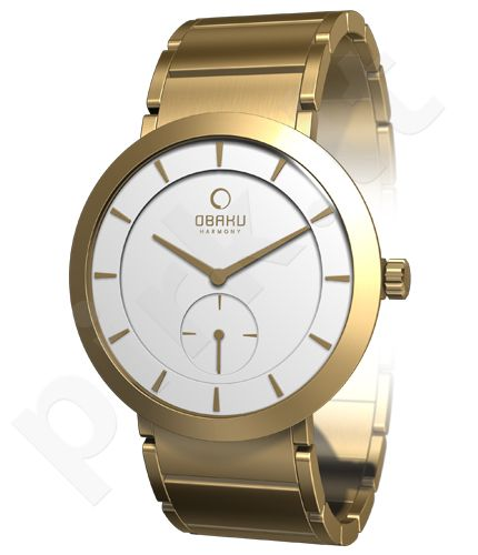 Vyriškas laikrodis OBAKU OB V117GGISG