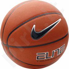 Krepšinio kamuolys Nike Elite Tournament 8-Panel BB0401-801