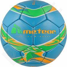 Futbolo kamuolys Meteor 360 Shiny mėlyna HS 00077