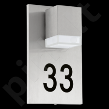 Sieninis šviestuvas EGLO 93369 | PARDELA 1